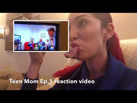 MTV's Teen Mom Ep.1 Reaction Video FARRAH ABRAHAM