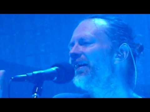 Radiohead Idioteque Live American Airlines Arena Miami FL March 30 2017