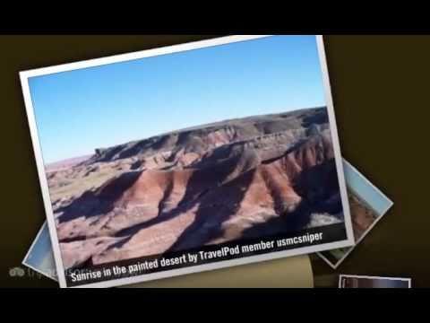 Painted Desert - Petrified Forest National Park, Arizona, United States