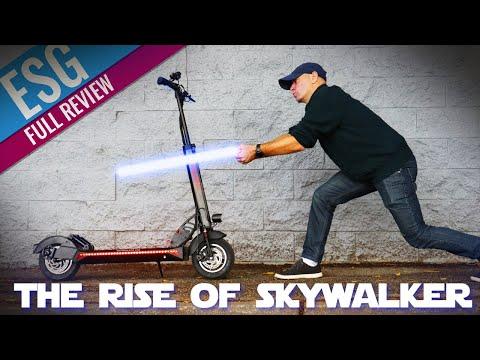 Best Scooter Under $1000?   Kaabo Skywalker 10S Review