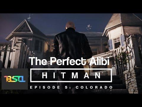 Hitman The Perfect Alibi challenge SA  gameplay walkthrough Episode 5 colorado 1080p 60fps
