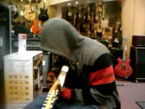 agape messing around at guitar center hollywood ca 1 youtube. Black Bedroom Furniture Sets. Home Design Ideas