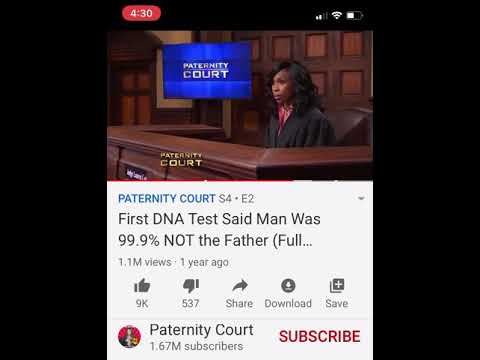 Lawyer Kelly appears as expert on Paternity Court
