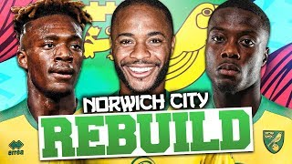 REBUILDING NORWICH CITY!!! FIFA 20 Career Mode