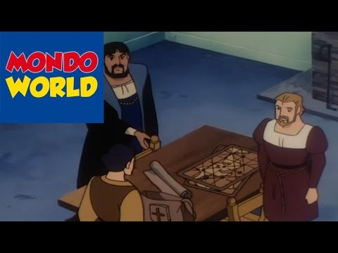 AUDIENCE WITH THE KING AND QUEEN - Christopher Columbus, ep. 14 - EN