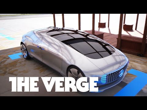 Mercedes-Benz F 015: the amazing way we'll drive in 2030