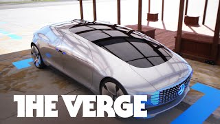 Mercedes-Benz F 015: the amazing way we