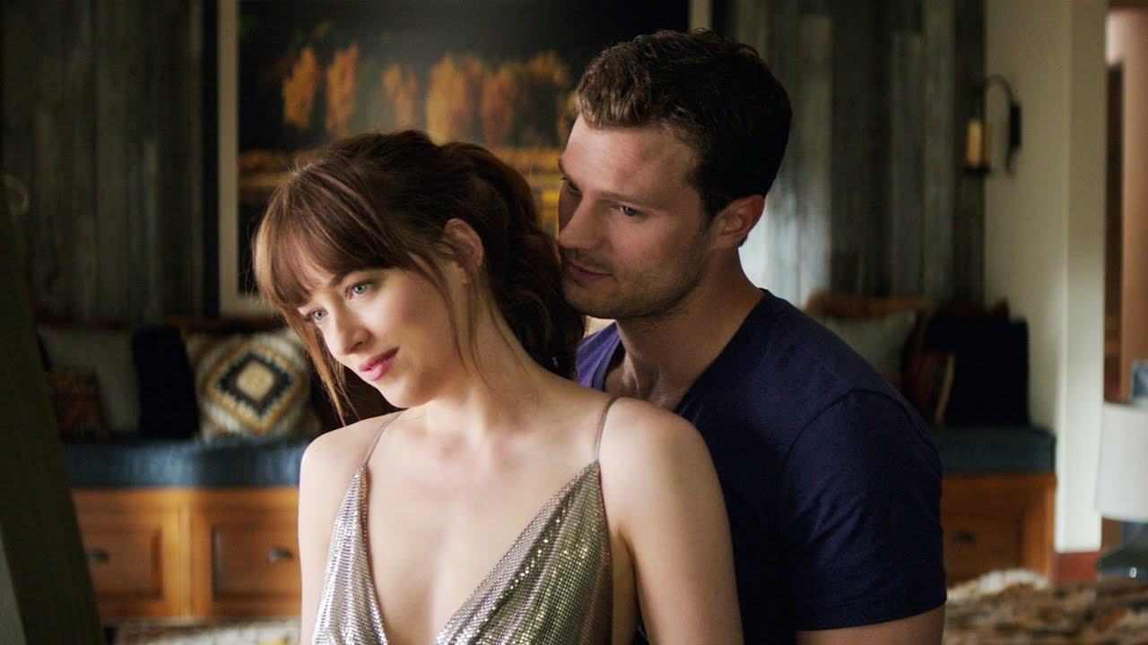 Download Romance Movie 2021 - FIFTY SHADES OF GREY 2015 Full Movie HD -Best Romance Movies Full English