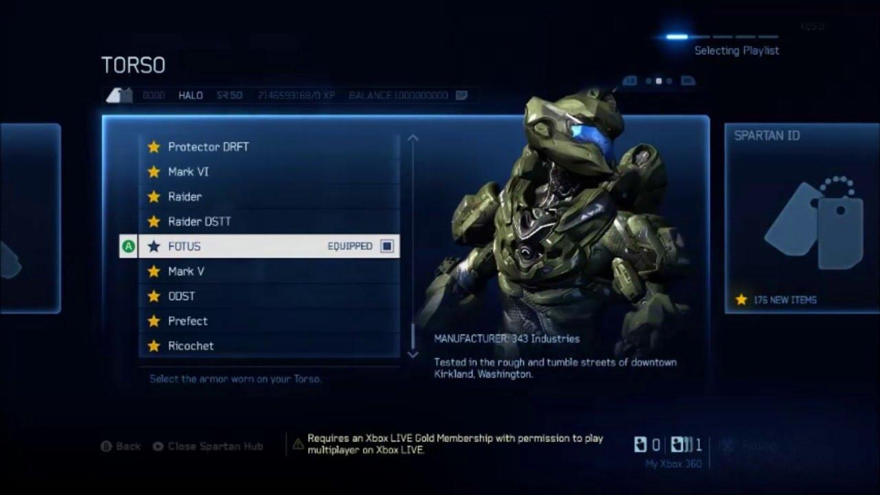 Halo 4 Unlock All Armor Glitch W Unlimited Sr No Ban Still Works In 2018