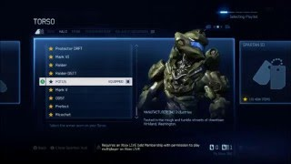 Halo 4 Unlock ALL Armor Glitch w/ Unlimited SR (NO-BAN)