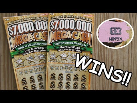 2 NICE WINS IN A ROW!! $7,000,000