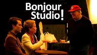 Bonjour Studio ! - Bande-annonce