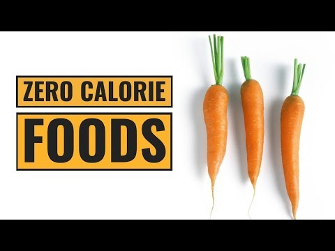 7 Foods That Contain Almost Zero Calories