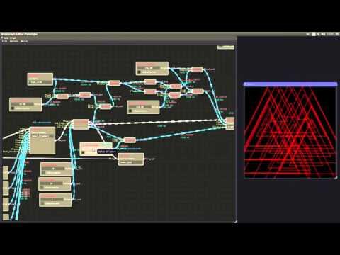 VisionMachine - A gesture-driven visual programming language
