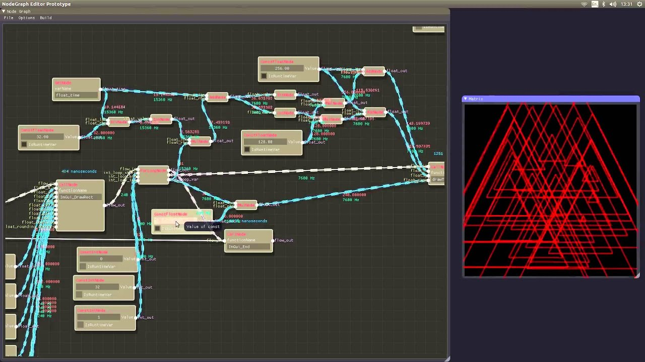 VisionMachine: An LLVM-powered, gesture-driven visual programming ...
