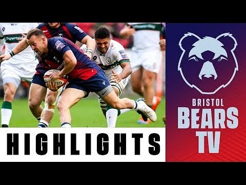 Highlights: Bristol Bears vs London Irish