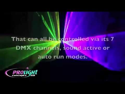 Equinox Pegasus 3 Laser @ getinthemix.co.uk