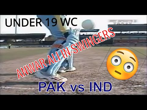 Jeet Ki Lagan Pakistan Cricket Team - Anwar Ali Vs India U19 World Cup Cricket Match
