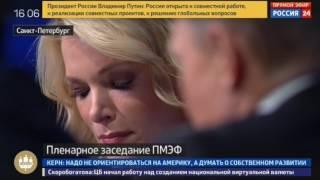 Путин откровенно и не стесняясь в выражениях  'НАТО — это инструмент внешней политики США!'