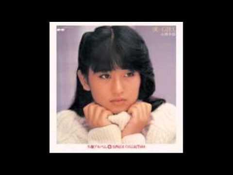 小林千絵    涙☆GIRL     アイドル名曲(Chie  Kobayashi)