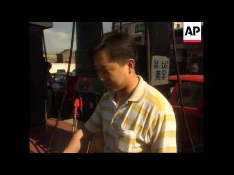 China-Leaders order gradual ban on leaded gasoline