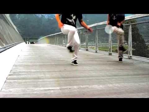 JAZZTRONIK - Samurai / Choreo by Simo e Luca