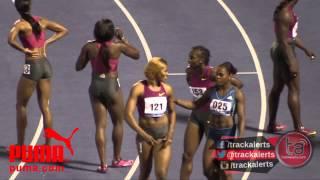 Blessing Okagbare wins 100m at Jamaica Invitational