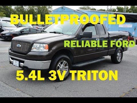 """Bulletproofing"" A Ford 5.4L 3v On A Budget"