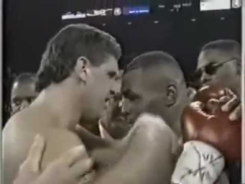 MIKE TYSON vs PETER McNEELEY (19\8\1995) Las Vegas, NV