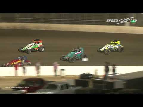 USAC Sprint Car Feature Highlights | Federated Auto Parts Raceway at I-55 9.1.18