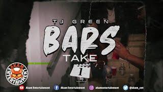 Tj Green - Bars Take 1 (#Toronto6) [Official Lyric Video]