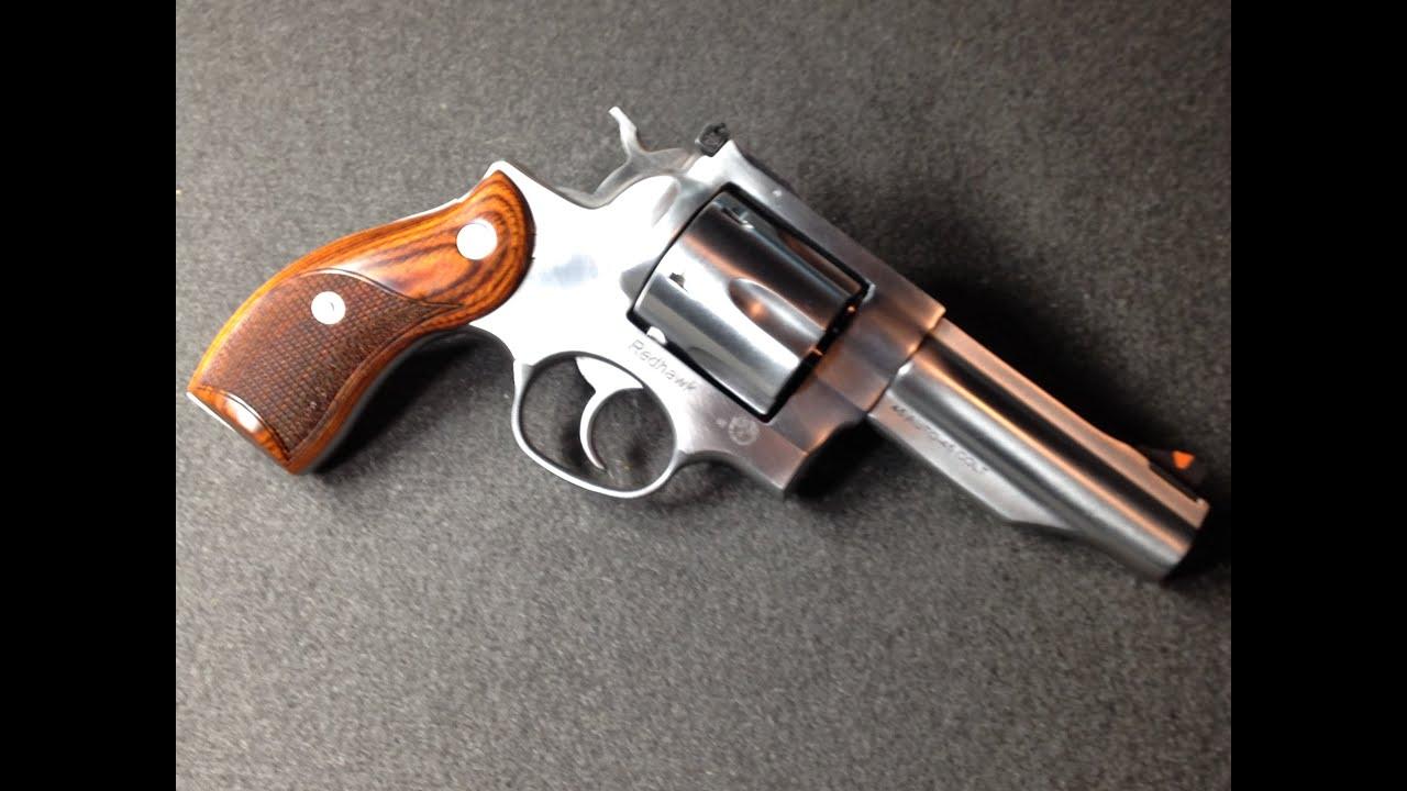 Ruger Redhawk 45 Colt 45 Acp Great Gun