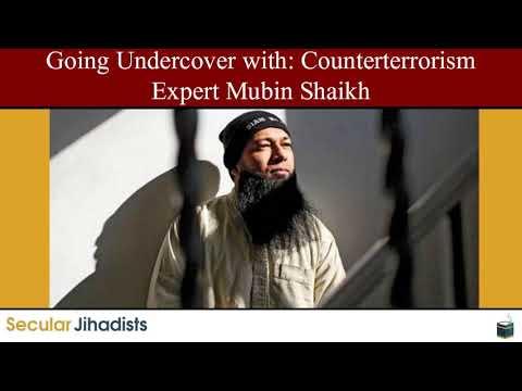 EP95: Going Undercover: With Counterterrorism Expert Mubin Shaikh 🕵️