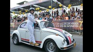 Desfile de Autos Clásicos y Antiguos en la Feria de Cali 2018