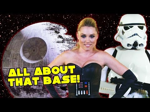 ALL ABOUT THAT BASE Star Wars Parody  Meghan Trainor's All About That Bass