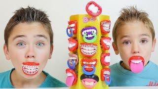Sucettes Blagues BPOP :) On Change de Bouche ! - Candy Prank