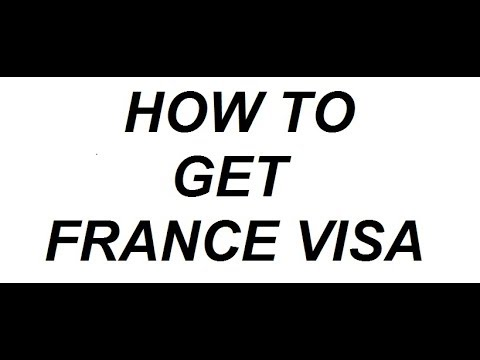 How he got France visa within 4 days. Europe visa from India