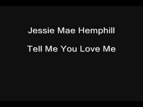Rural Blues 1 -- track 2 of 16 -- Jessie Mae Hemphill -- Tell Me You Love Me
