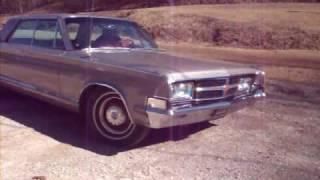 1965 Chrysler 300 Sedan