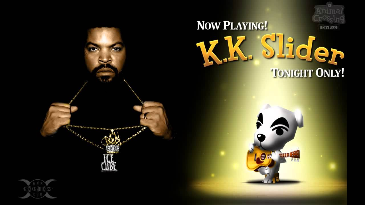 K.K. Good Day (KK Slider vs Ice Cube) - YouTube