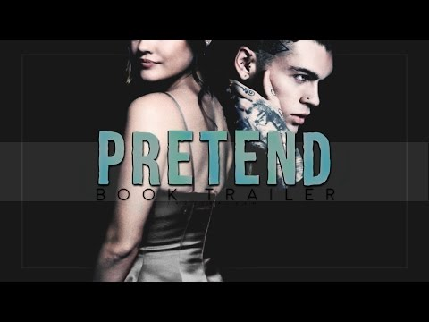Pretend (Unfolding 1) YouTube Hörbuch Trailer auf Deutsch