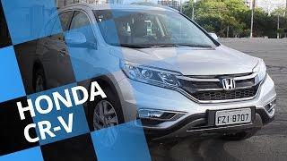 Honda CR-V EXL 4x4 (2016) [CT Auto]