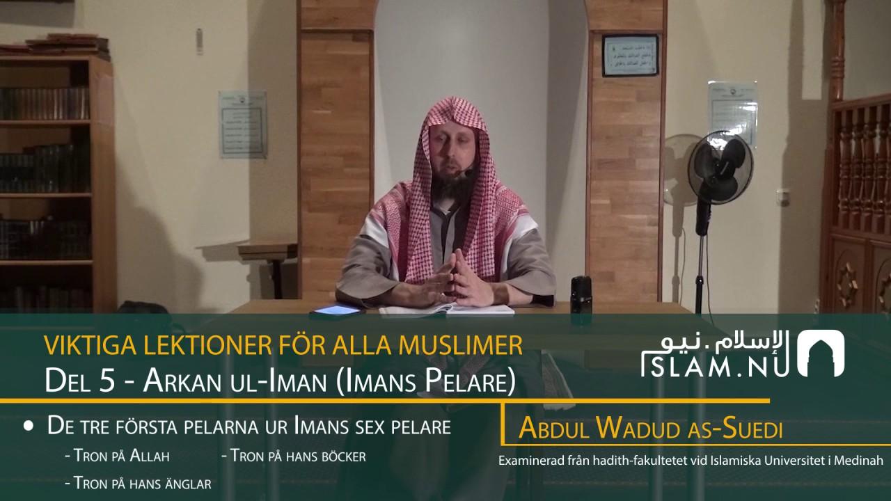 Viktiga Lektioner För Varje Muslim | del 5 | Abdul Wadud