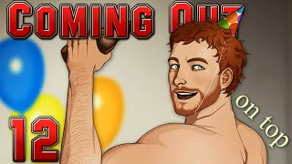 BRAD'S BIRTHDAY SUIT, BABY! | Coming Out On Top Part 12 [NSFW] - BRAD ROUTE