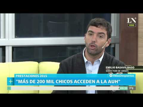¿Cómo acceder a créditos de la ANSES? Emilio Basavilbaso en Más Despiertos de YouTube · Duración:  14 minutos 32 segundos