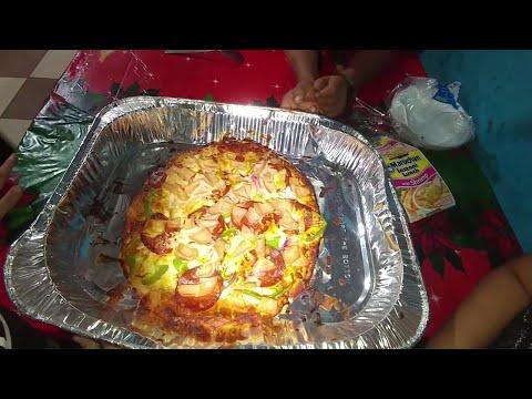 Ahora si las pizzas estan listas. La pizza El Salvador 4K en horno artesanal. Parte 3/4