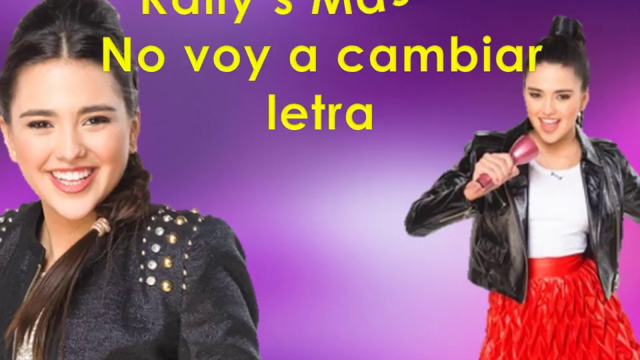 Kally 39 s mashup no voy a cambiar wicked lyrics youtube for Habitacion de kally s mashup