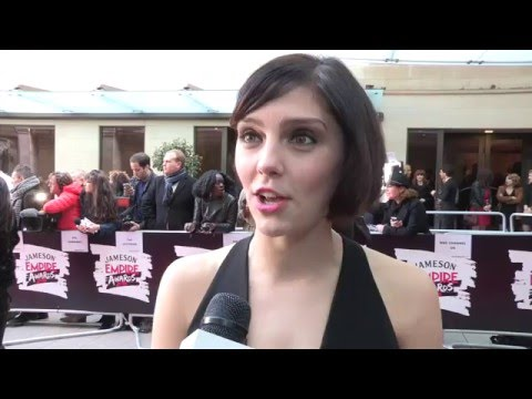 Annabel Scholey  Jameson Empire Awards 2016 Arrival