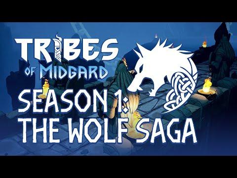 Tribes of Midgard – Season 1: The Wolf Saga