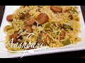 Hot Dog Rice (Sosis Dami) Recipe 4K